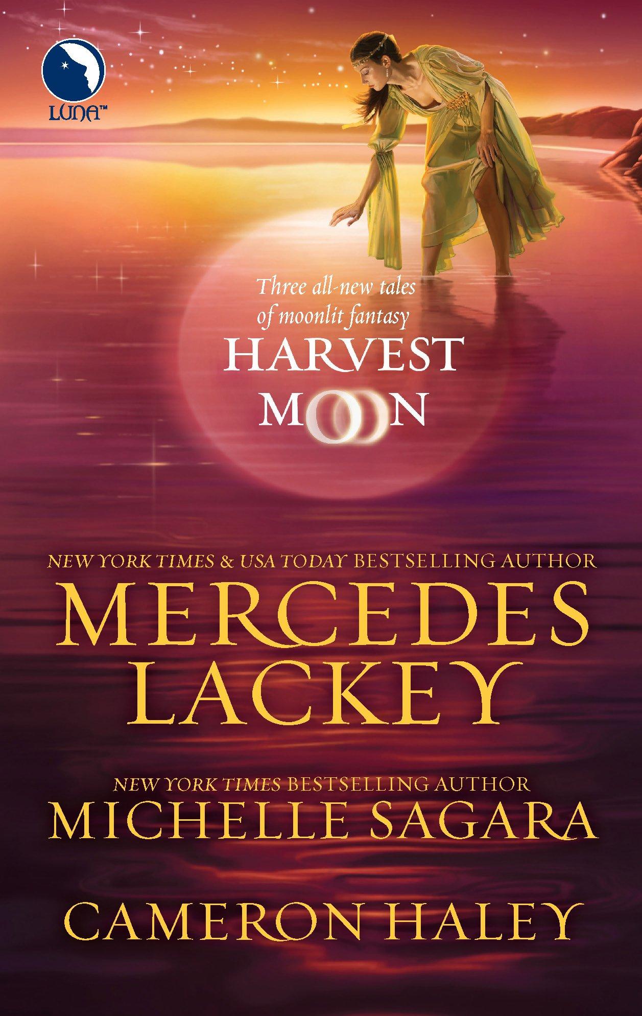 Harvest Moon: Mercedes Lackey, Michelle Sagara, Cameron Haley:  9780373803347: Amazon.com: Books