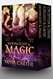 Moonlight & Magic Series: Volume 1: BBW Paranormal Shapeshifter Romance