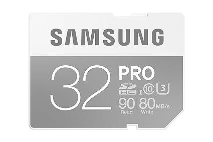 Samsung SDHC 32GB Pro Memoria Flash Clase 10 UHS-I - Tarjeta ...