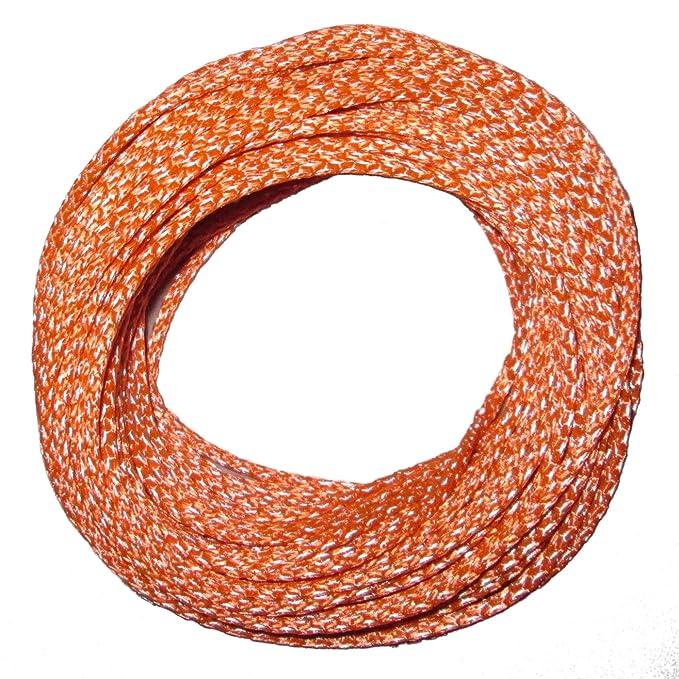 Amazon.com : Shine Line Orange Reflective Cord 2.5mm (3/32\