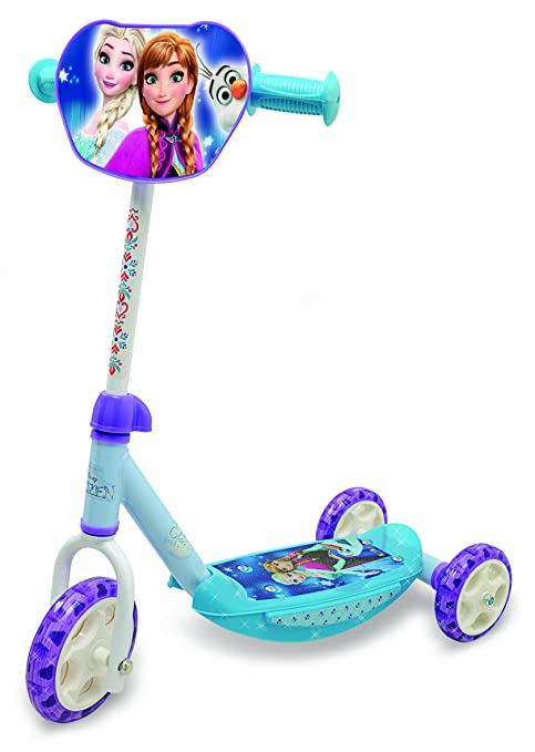 Disney Frozen- Patinete 3 Ruedas (Smoby 750136): Amazon.es ...