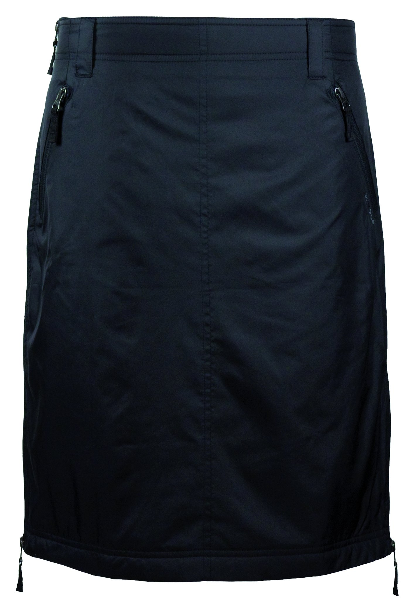 Skhoop Hera Knee Skirt, Black, Large