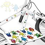 Monster Fahrrad Aufkleber Monster Sticker für das Fahrrad als Aufkleber | TOP
