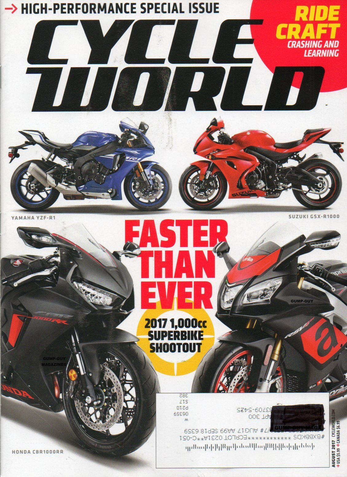 Cycle World 2017 Magazine HIGH-PERFORMANCE SPECIAL ISSUE ...