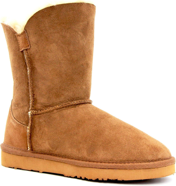 Liberty 9 Black Boot