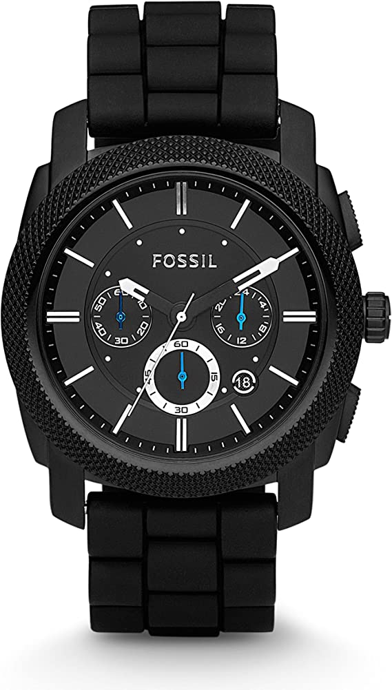 Amazon.com: Fossil FS4487 reloj de acero inoxidable con ...