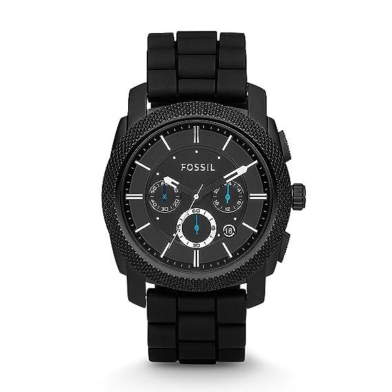 Amazon.com: Fossil FS4487 reloj de acero inoxidable con ...