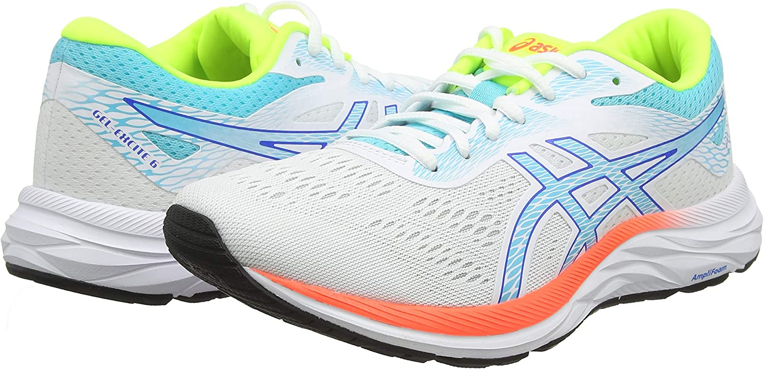 Gel-Excite 6 Sp Running Shoes, White