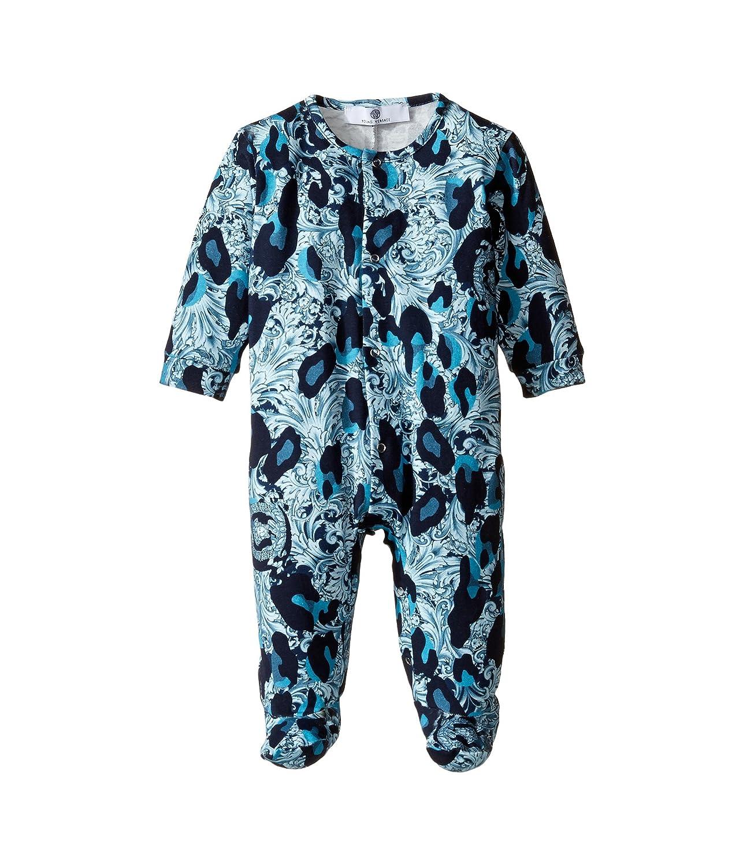 品質検査済 [ヴェルサーチ] Versace Kids ガールズ Months Long マルチカラー B01MUJK2YJ Sleeve Animal Print Footie w/ Snap Front (Infant) ワンピース [並行輸入品] B01MUJK2YJ マルチカラー 6 Months 6 Months|マルチカラー, やまよ魚房:c52a364a --- svecha37.ru