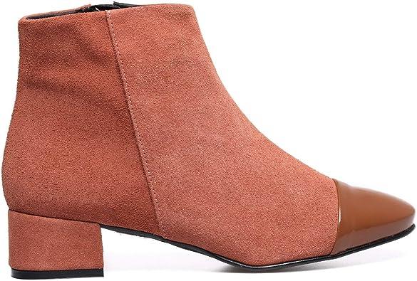 Zapatos miMaO. Zapatos Piel Mujer Hechos EN ESPAÑA. Botín Punta ...