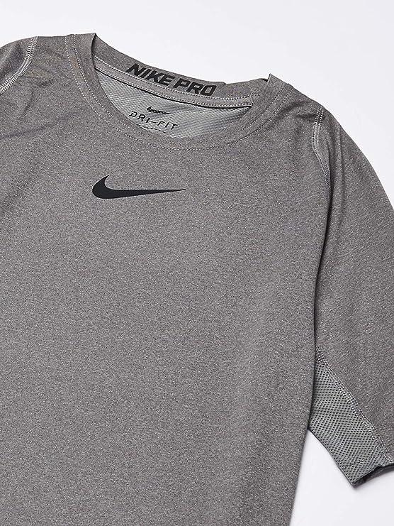 Nike M NP Top SS Comp Haut de Training à Manches Courtes Homme