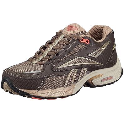 f4d4e29c91ca7f Reebok Premier Flex GTX III 680088 – Women s Sports Shoes – Walking Brown  Size  8.5