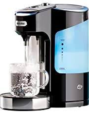 Breville HotCup Hot Water Dispenser with Variable Dispense, 2.0 Litre, Gloss Black