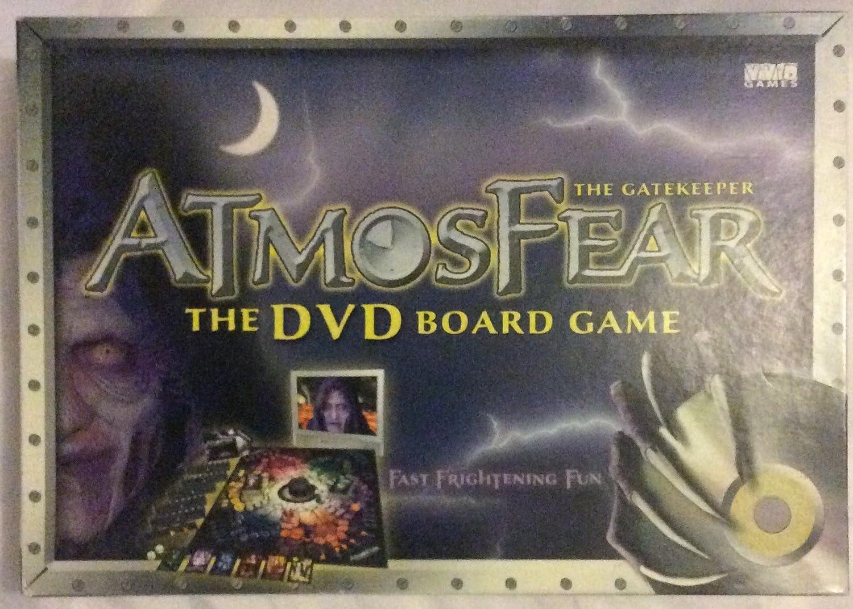 AtmosFear Brettspiel mit DVD (englischsprachig)