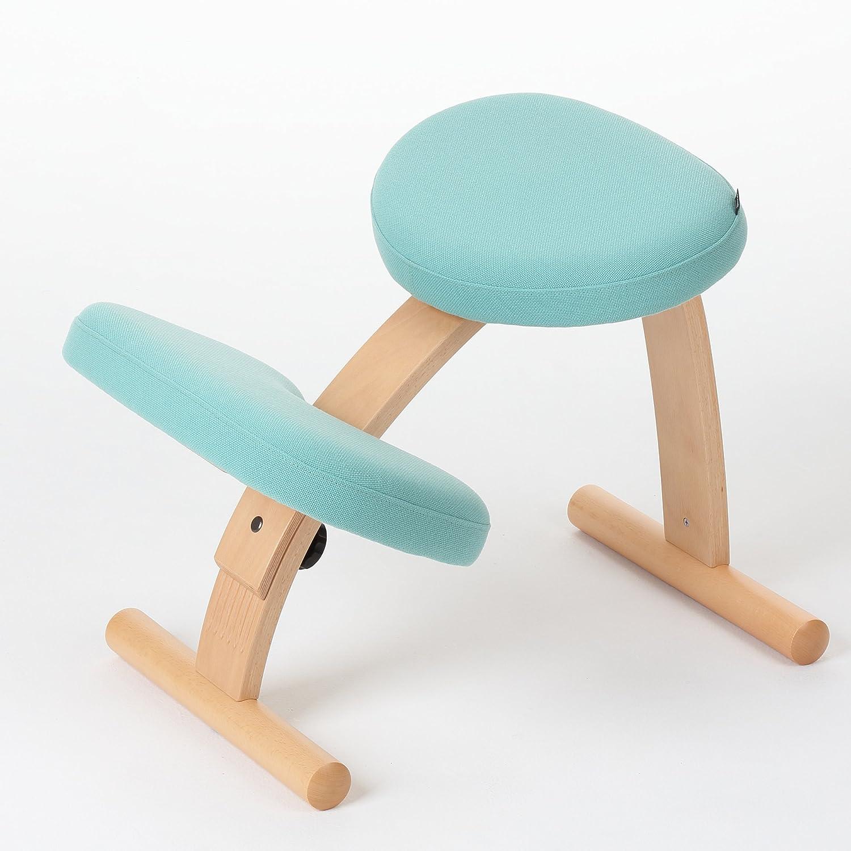 バランスチェア イージー 桜 姿勢が良くなる椅子 学習椅子 姿勢 矯正 椅子 猫背 子供用 B01ASK1VAE 通常フレーム 桜 桜 通常フレーム
