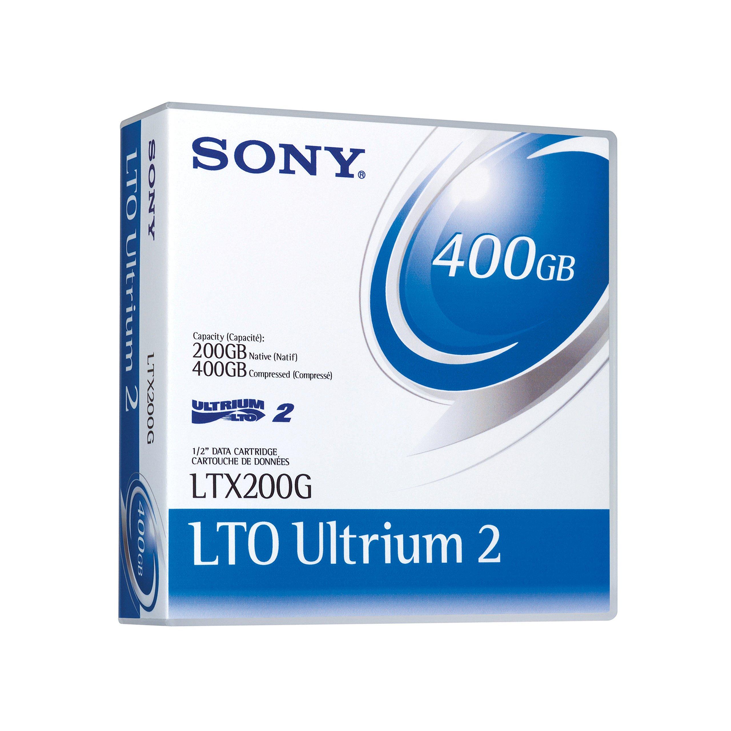 Sony LTO Ultrium 2 Tape Cartridge