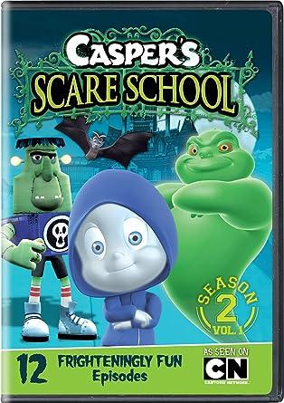 Casper the Friendly Ghost: Casper's Scare School Season 2: Amazon ca