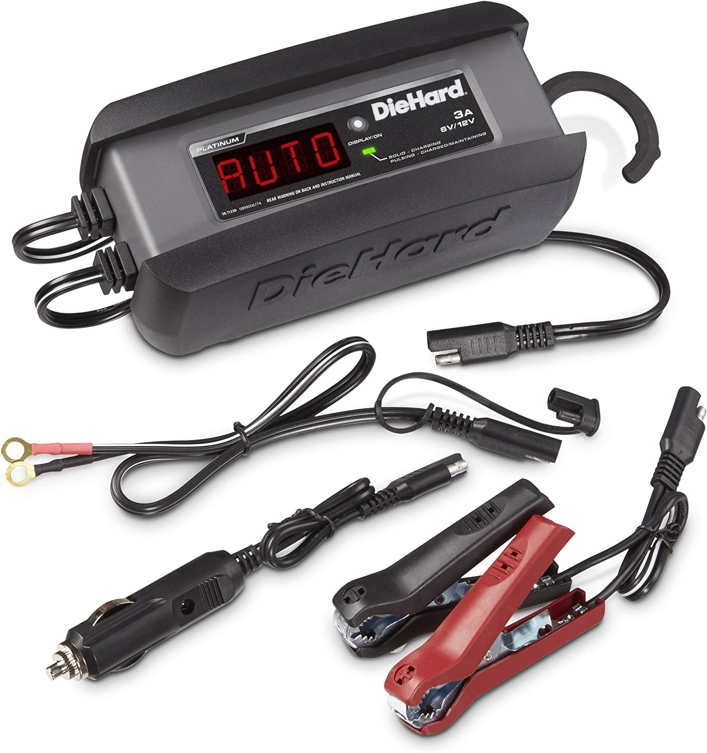 Battery Charger 96V  3A Intelligent Charger Lead Acid