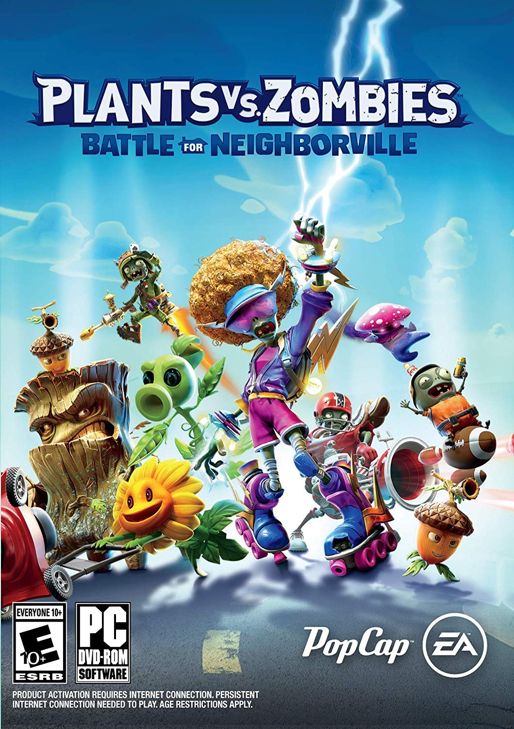 Plants Vs. Zombies: Battle for Neighborville - PC