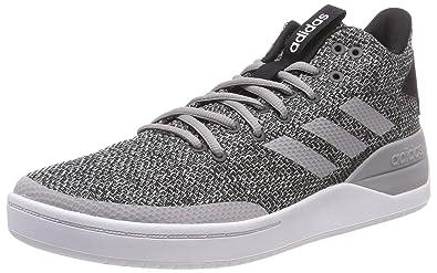 adidas Bball80s, Zapatos de Baloncesto para Hombre, Gris Light Granite/Core Black, 39 1/3 EU: Amazon.es: Zapatos y complementos