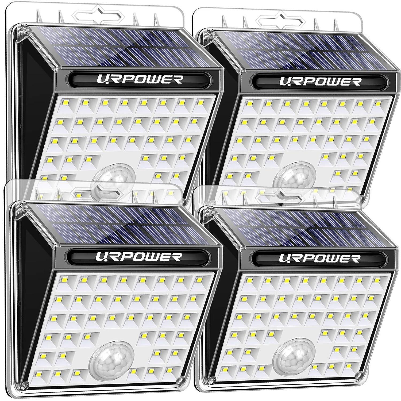 URPOWER 40 LED Solar Lights Outdoor