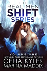 Real Men Shift Volume One: Paranormal Werewolf Romance Boxed Set Kindle Edition