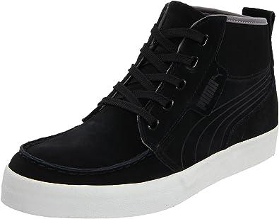 puma shoes suede black. puma men\u0027s hawthorne xe suede shoe,black/steel grey,12 shoes black