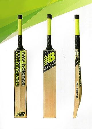 new balance dc 580 kashmir willow cricket bat