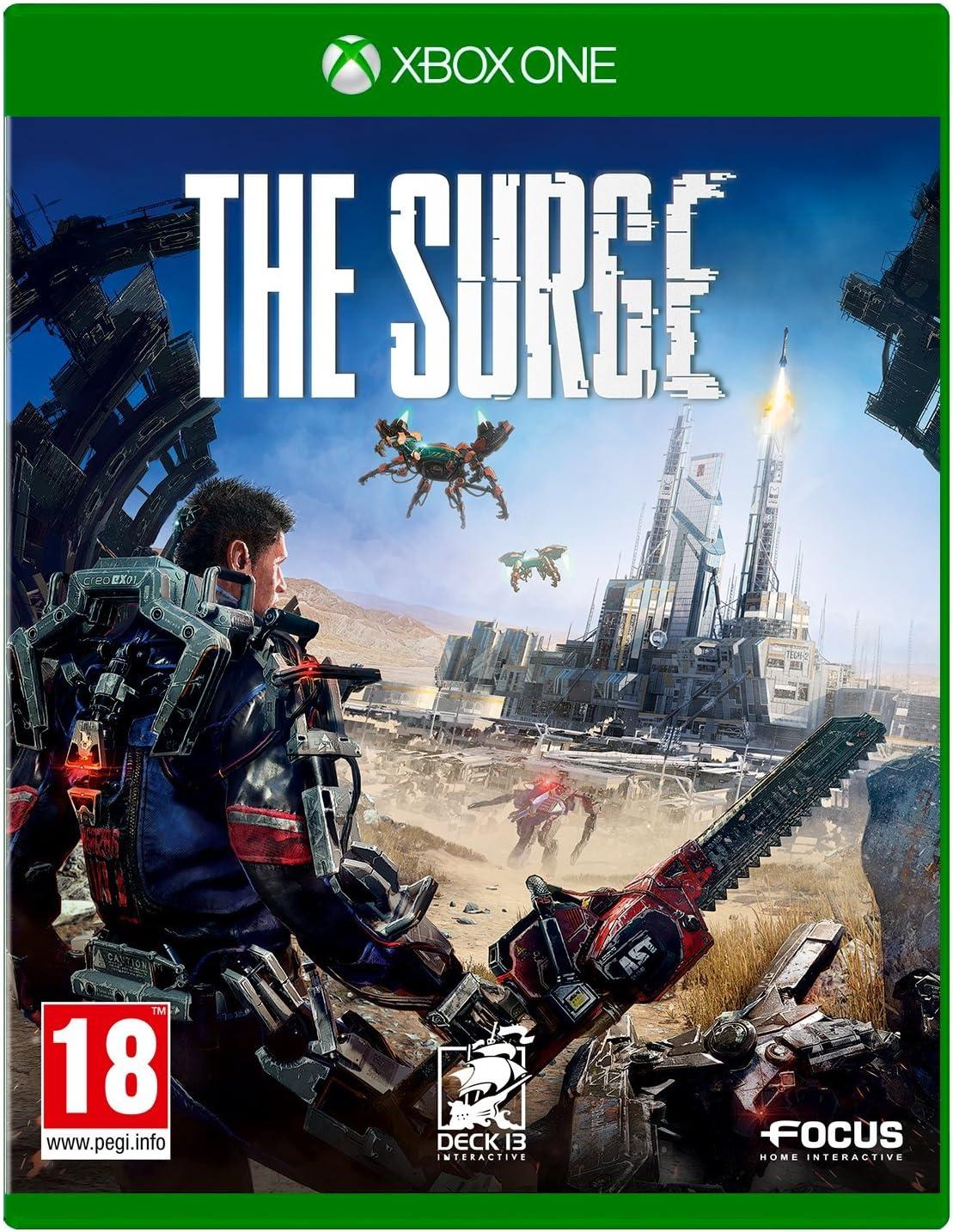 The Surge - Xbox One [Importación inglesa]: Amazon.es: Videojuegos