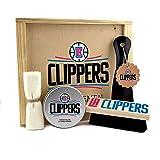 NBA Los Angeles Clippers Premium Shoe Care
