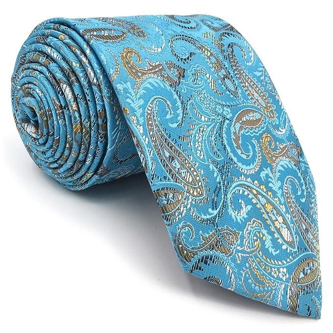 shlax wing Cachemir Azul Corbatas Para Hombre Seda Suit Extra Largo ... fa0b4ff5e9f
