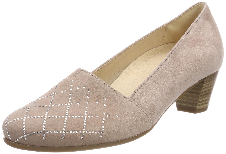 TALLA 39 EU. Gabor Shoes Comfort Basic, Zapatos de Tacón para Mujer