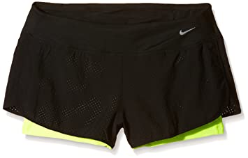 Nike Beinkleid Perforated Rival 2 In 1 Shorts Women