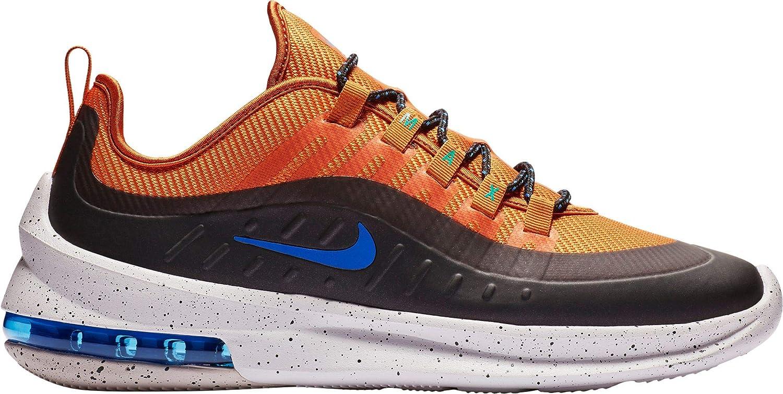 Nike Air MAX Axis Premium - Zapatillas para Hombre (Talla 42), Color Naranja y Blanco: Amazon.es: Deportes y aire libre