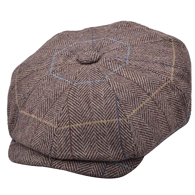 Gladwinbond - Basco scozzese - Uomo marrone Brown  Amazon.it  Abbigliamento 4180bcbd45dd