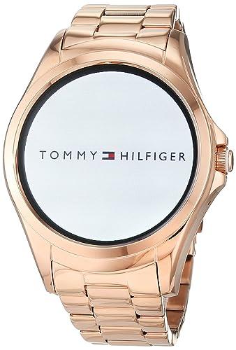 Tommy Hilfiger Reloj Mujer de Digital con Correa en Acero Inoxidable 1781832: Amazon.es: Relojes