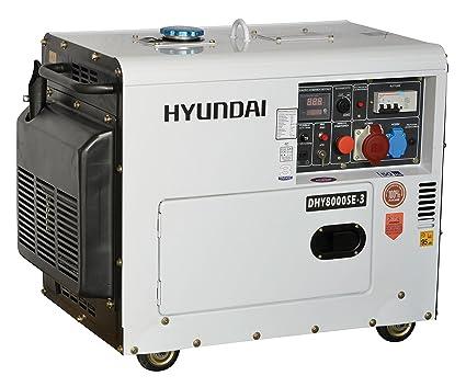 Generatore diesel hyundai dhy se amazon fai da te