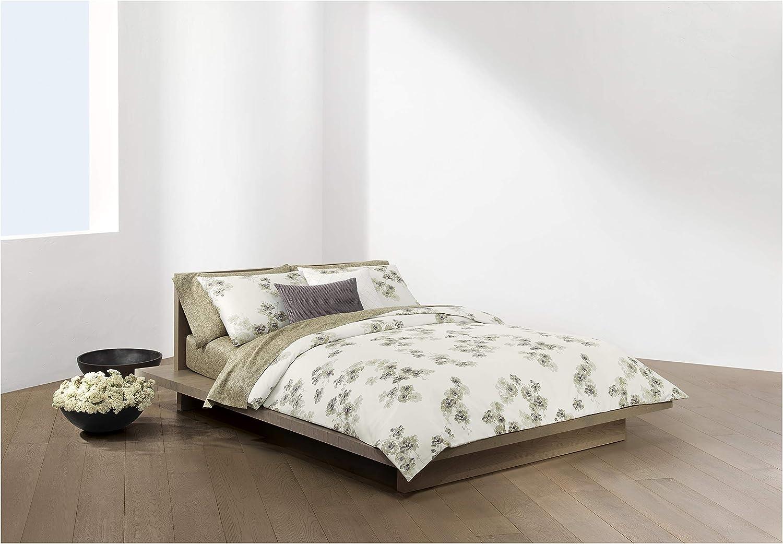 Amazon Com Calvin Klein Sandstorm Flora Duvet Cover Set Full
