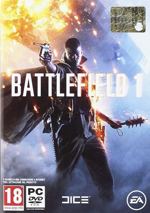 58 opinioni per Battlefield 1- PC