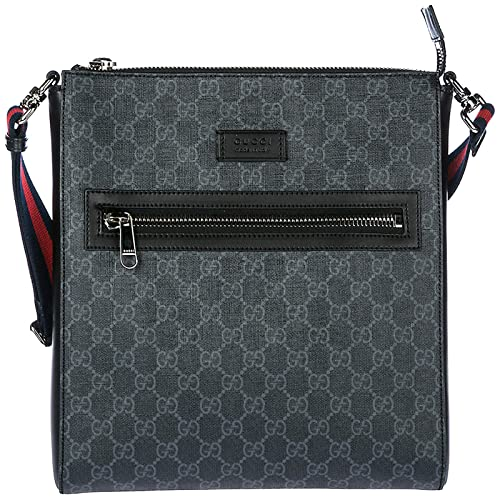 44b90434c798b7 Gucci men crossbody bag nero: Amazon.co.uk: Shoes & Bags