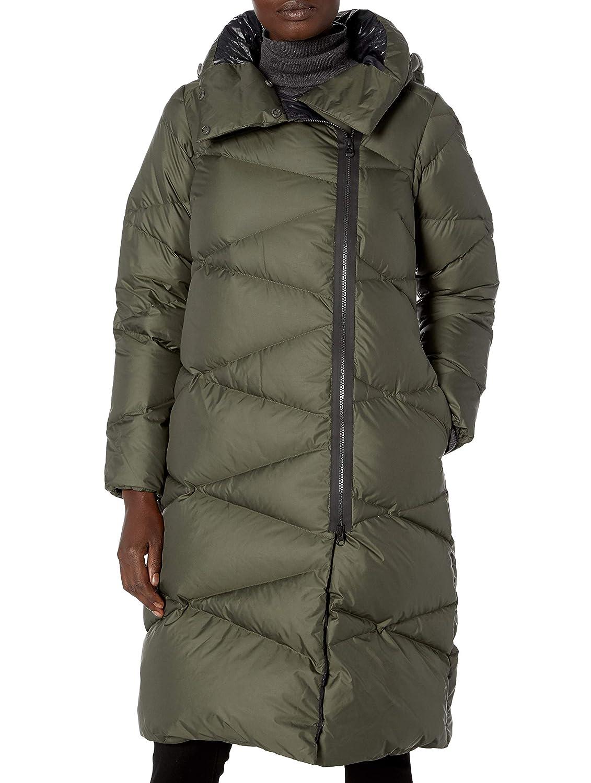 Tama/ño del Fabricante:M Medium Verde 482 Verde para Mujer Helly Hansen W Tundra Down Coat Chaqueta Deportiva