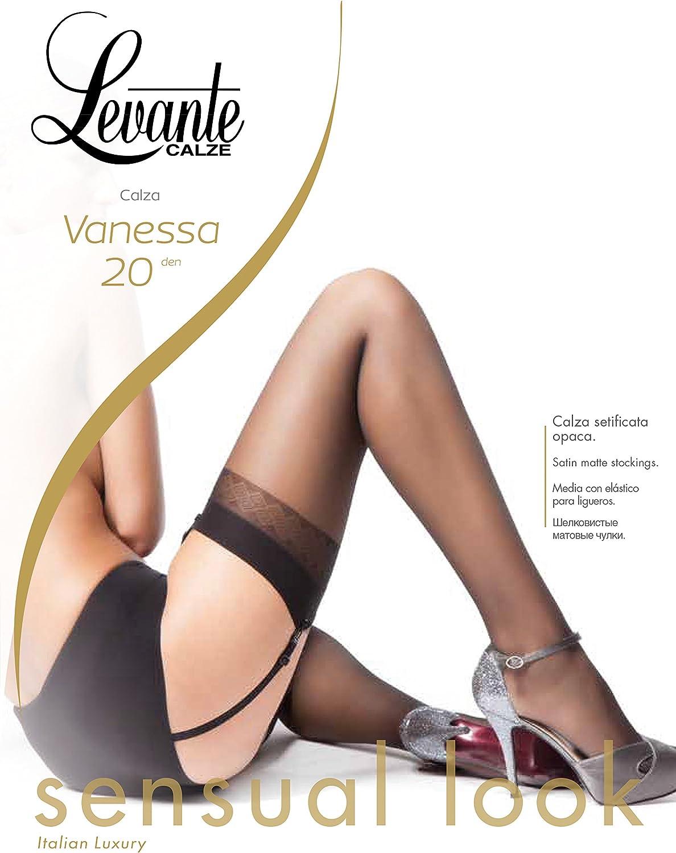 20 DEN Donna Levante Vanessa Giarrettiera