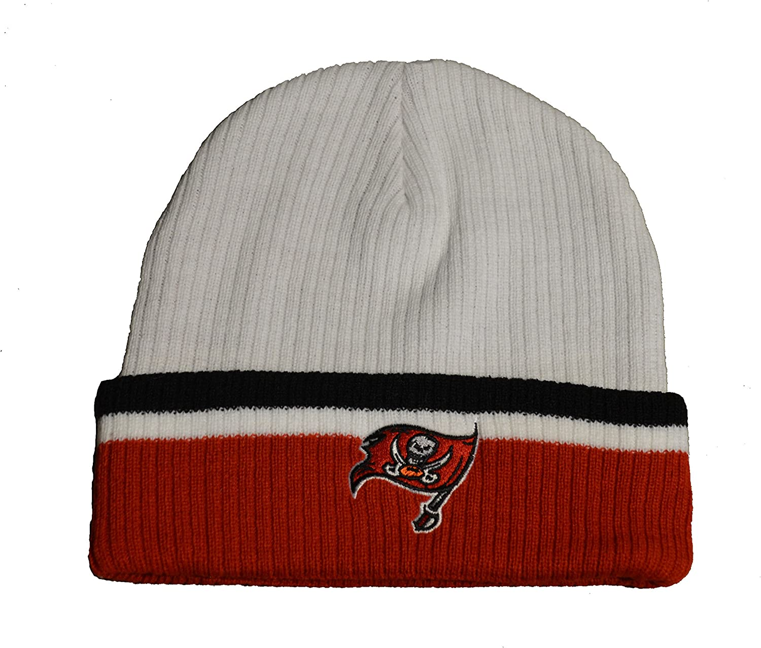Great American Buccaneers Cuffed Knit Hat Grey