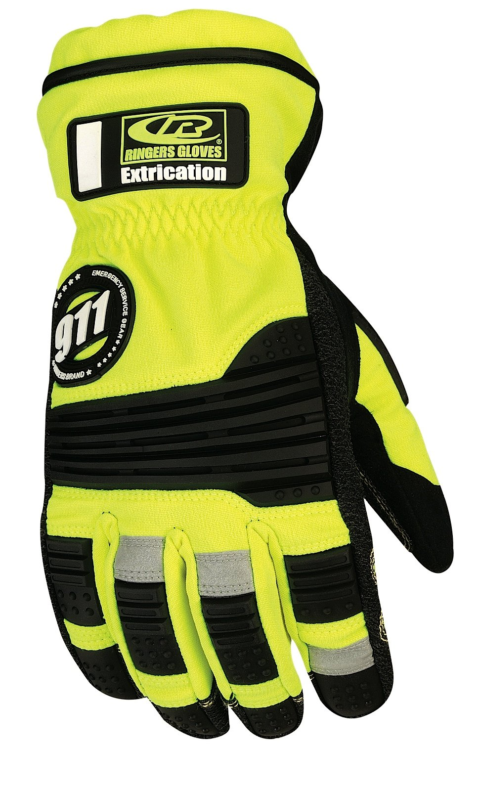 Ringers Gloves R-327 Extrication Barrier1, Heavy Duty Extrication Gloves, X-Large by Ringers Gloves (Image #2)