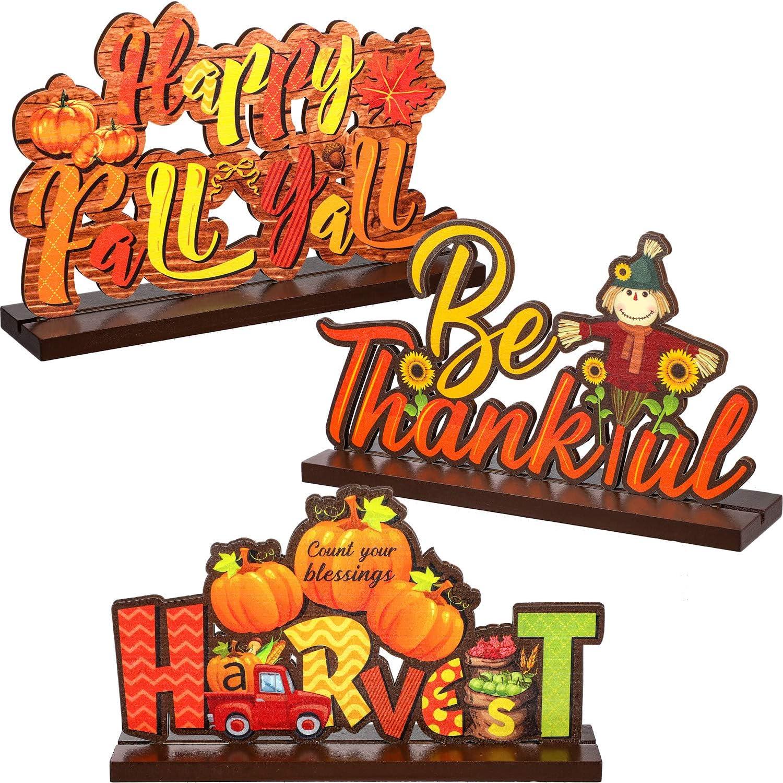 Mini Fall Sign,Fall Decor,Fall Tray Sign,Fall Tray Decor,Pumpkin Spice Sign,Pumpkin Sign,Happy Fall Yall