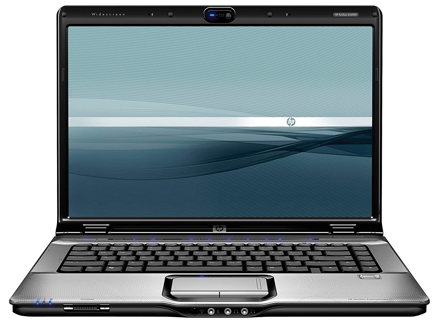 Amazon.com: HP Pavilion DV6775US 15.4-inch Entertainment Laptop (Intel Core 2 Duo T5450 Processor, 3 GB RAM, 250 GB Hard Drive, Vista Premium) Black: ...