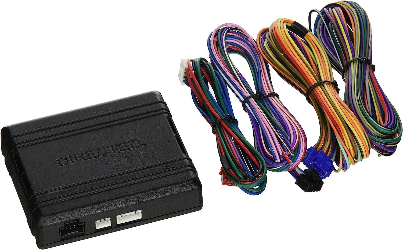 Black Directed Electronics DB3 All-in-One Door Lock /& Override Module