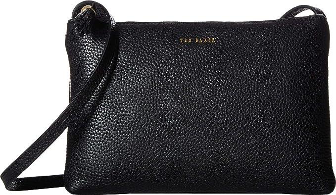 c1785a806e26 Ted Baker Maceyy Tassel Leather Double Zip Cross Body Bag - O S ...