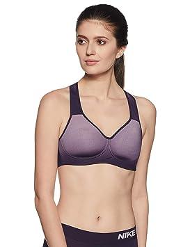 Nike Pro Rival Fade Sujetador Deportivo, Mujer, Rosa (Plum Fog/Purple Dynasty/Black), 32C: Amazon.es: Deportes y aire libre