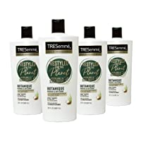 TRESemmé Botanique Conditioner Nourish and Replenish Coconut and Aloe Vera Paraben-free, Dye-free, Silicone free Conditioner 22 oz, Pack of 4